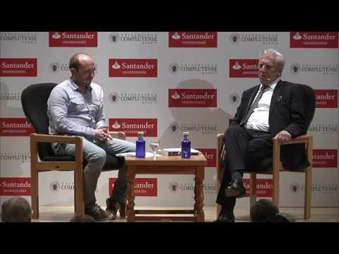 Vargas Llosa rompe su silencio sobre García Márquez - Curso de Verano UCM