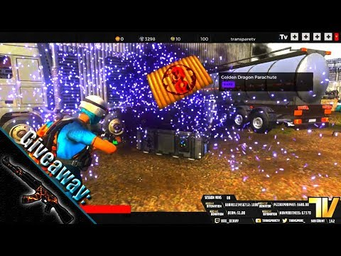 H1Z1 1500 Grind + 5 Payload Crates!