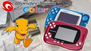WonderSwan - Bandai y su legado en portatiles.(HD)