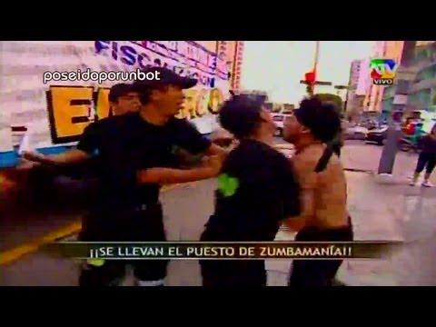 COMBATE: Broma a Zumba. Serenazgo se lleva sus Peluches. PRIMERA PARTE 11/01/13