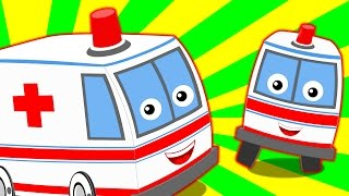 Ambulance Song  Nursery Rhymes For Kids And Childr
