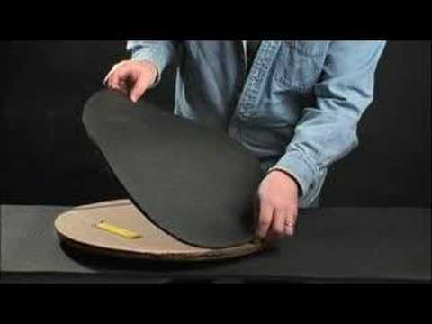 How to Make a Foam Shield!