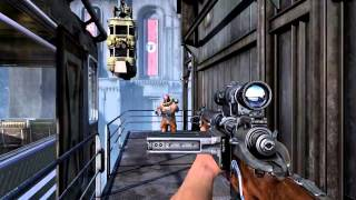 Wolfenstein: The Old Blood l Official Gameplay #1
