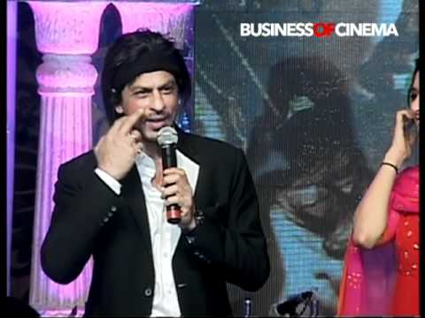 Shah Rukh Khan speaks about his new look in Don 2