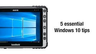 5 essential Windows 10 tips