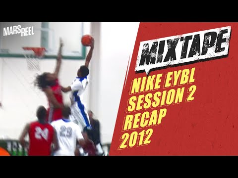 2012 Nike EYBL Session 2 Recap; Top Recruits In The Nation SHOW OUT In Hampton!