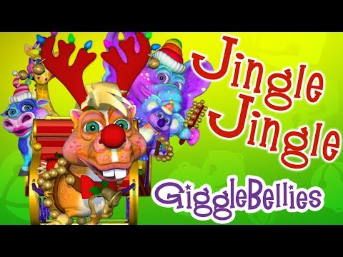 Jingle Bells with The GiggleBellies