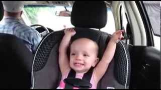 Baby Singing to Elvis Song.  Super Cute!