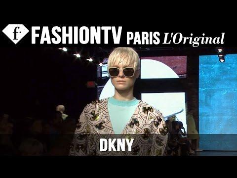 Dkny Spring summer 2015 Runway Show   New York Fashion Week Nyfw   Fashiontv video