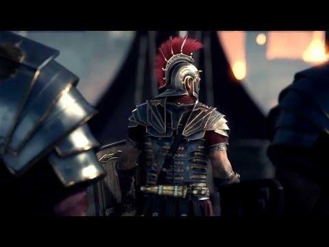 Ryse: Son of Rome - Official E3 2013 Gameplay Trailer (Xbox One)