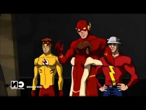 Stand up Young Justice