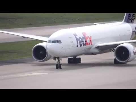 Stunning FedEx Boeing 777F Landing Cologne/Bonn Airport + Important Info