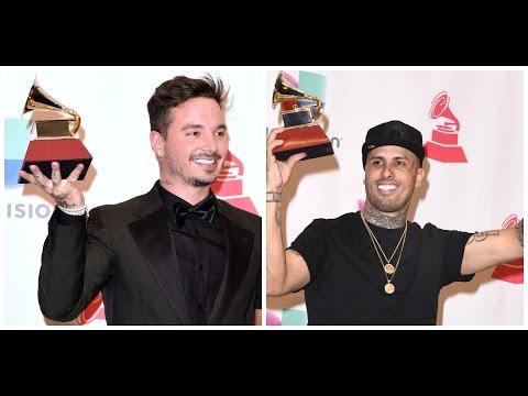 Latin Grammy 2015: Lista de Ganadores - Mana, J...