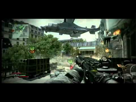 Modern Warfare 3 - Multiplayer Trailer 2 Analysis ITA (Analisi Italiana) HD