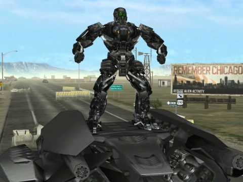 Трансформеры 4! Transformers! TF4 Official Game! Серия 9! BUMBLEBEE TEXAS 4! БИТВА С БОССОМ!