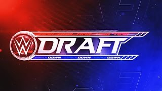 WWE's future will be decided in the WWE Draft - TONIGHT on SmackDown!