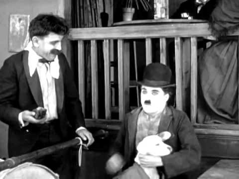 Charlie Chaplin - A Dogs Life (1918) video