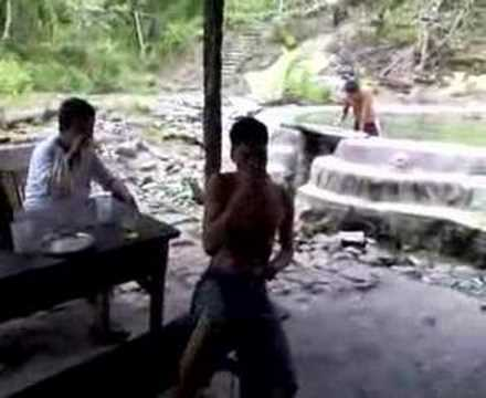 Teban Live In  Baganga Balite Hot Spring One Night Only video
