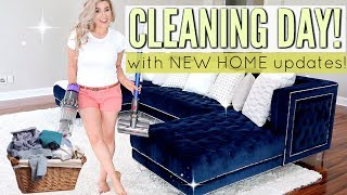ULTIMATE CLEAN WITH ME 2019 | NEW HOUSE UPDATES | EXTREME CLEANING MOTIVATION