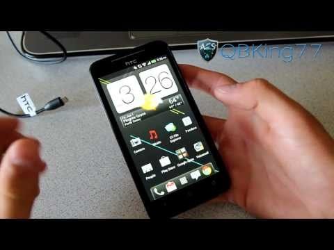 How to Root the Sprint HTC EVO 4G LTE - Latest