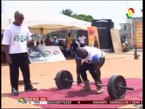 News360 - Sports - Ghana strongest, Accra auditions saw massive turnout - 8/5/2016