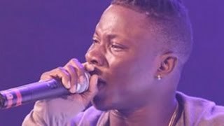 Stonebwoy - Performance @ TiGO Ghana Meets Naija 2015 | GhanaMusic.com Video