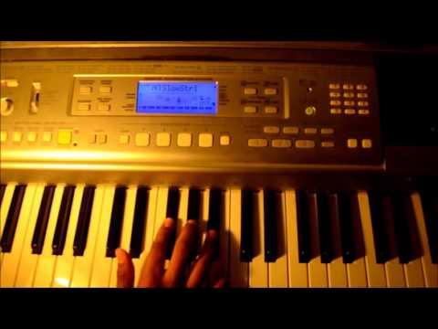 Malare premam song on keyboard