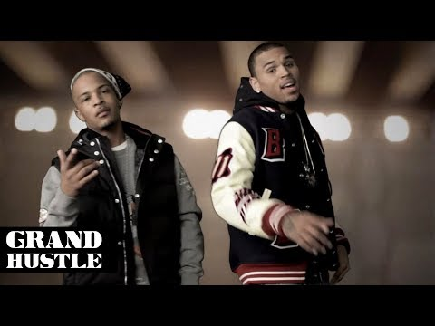 T.I. - Get Back Up ft. Chris Brown [Official Music Video]