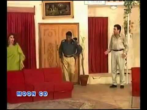 Pakistani  Stage Drama of Legend Sohail Ahmad - High Speed