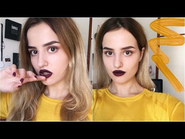 ОСЕННИЙ МАКИЯЖ КАК В ИНСТАГРАМ  | Fall Makeup 2017  | Мой повседневный осенний макияж