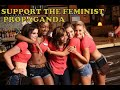 SUPPORT THE GIRLS- Review The Propaganda