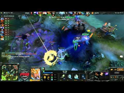 Trust vs Underminer Game 2 - joinDOTA MLG Pro League SEA - @DurkaDota