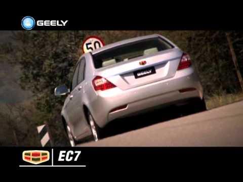 Nuevo Geely Emgrand EC7 en Colombia
