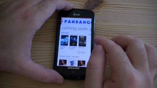 Windows Phone 7 App Showcase_ Fandango