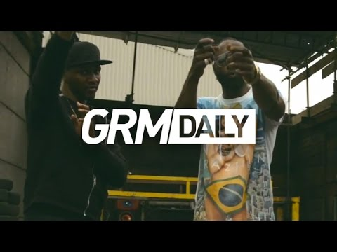 Giggs - Move Back (feat. Big Ryde & Fix Dot'M)