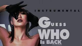 Koda Kumi Guess Who Is Back Instrumental カラオケ Black Clover Op 4
