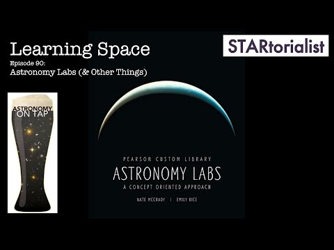 Learning Space - Astronomy Labs (& More!)