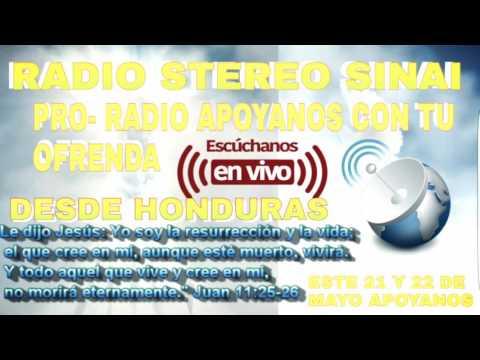 RADIO SINAI HONDURAS