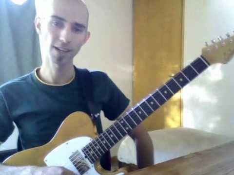 Pedro Bellora - Clínica Guitarra Jazz: Enlace de arpegios