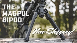 NEW: Magpul Bipod