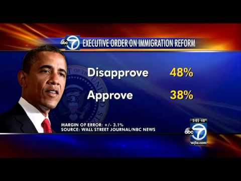Local reaction to President Obama's expected immigration reforms