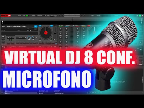 CONFIGURAR MICROFONO EN VIRTUAL DJ 8 TUTORIAL 2014 How to configure virtual dj 8 using microphone