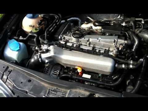 GTI 1.8T - Cold Start Secondary Air Pump Sound