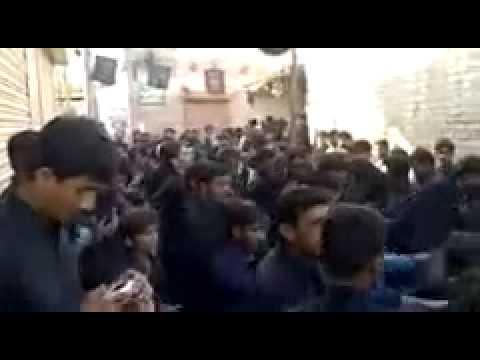 25 Moharram, Bhit Shah  Sari Dunya Hussain A S Hussain A S Kare video