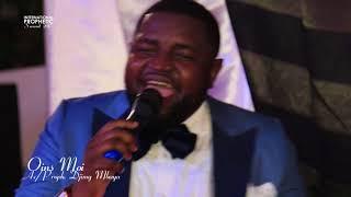 Oins Moi chanté par le Prophète Joel Francis Tatu et le prophète Djimy Mbaya