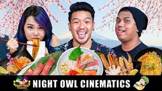Food King Singapore: All You Need To Know - Itacho Sushi