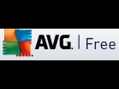 Free antivirus software  AVG 2013