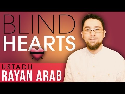 Blind Hearts ᴴᴰ ┇ Amazing Reminder ┇ By Ustadh Rayan Arab ┇ Tdr Production ┇ video