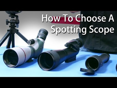 How To Choose A Spotting Scope - OpticsPlanet.com