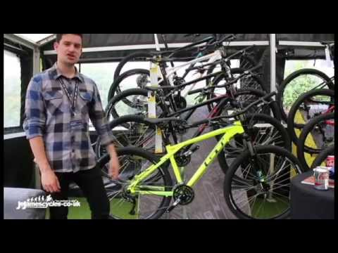 Gt Avalanche Front Suspension Mountain Bike 2016